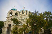 Евпаторийский Николаевский собор Евпатории