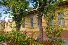 Южный фасад евпаторийского краеведческого музея