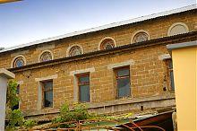 Північний фасад євпаторійської синагоги Егія-Капай