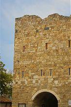 Східний фасад Одун Базар Капусу Гезлева (Євпаторія)