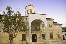 Южный фасад армянской евпаторийской церкви святого Николая
