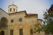 Центральний купол храму Сурб Нікогайос в Євпаторії