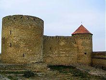 Цитадель крепости в Белгород-Днестровском