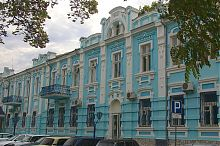 Колишній євпаторійський прибутковий будинок П.Е. Давидова