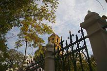 Купол евпаторийской церкви святого Ильи