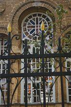 Окна трансепта церкви святого Ильи Евпатории