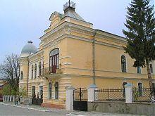 Будівля колишнього комерційного банку Кам'янець-Подільського