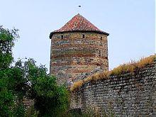 Девичья башня крепости в Белгород-Днестровском