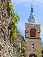Колокольня церкви святого Николая в Каменце