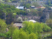 Прибрежная башня комплекса Русских ворот старой части Каменца