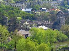 Прибережна башта комплексу Руської брами старої частини Кам'янця