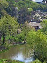 Казематная куртина комплекса Русских ворот старой части Каменца