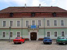 Стара будівля Кам'янець-Подільської Духовної семінарії
