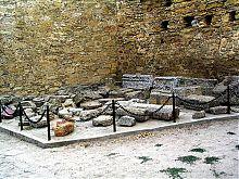 Археологічні знахідки фортеці у Білгород-Дністровському
