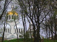 Собор на честь святого князя Олександра Невського у Кам'янці-Подільському