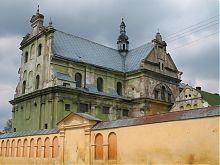 Костел святого Йосафата колишнього жолкевського домініканського монастиря
