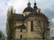Жолкевский костел святого Лаврентия