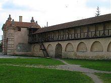 Зверинецкие ворота жолкевской оборонной крепости