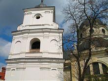 Дзвіниця Жолкевського монастиря Жовкви
