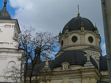 Жолкевський Василіанський монастир