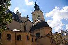 Собор Успения Девы Марии (Латинский) во Львове