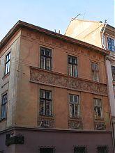 Жилой дом по ул. Армянской 21 во Львове