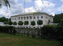 Особняк генерал – губернатора в Корпусном саду Полтавы