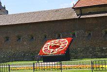 Восточная оборонная стена монастыря бернардинцев Львова