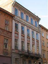 Дом времен года во Львове на ул. Армянской 23