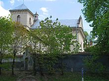 Костел святого Лазаря Львова на вул. Коперника