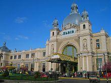 Львівський залізничний вокзал