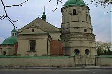 Костел Святої Трійці в Олесько