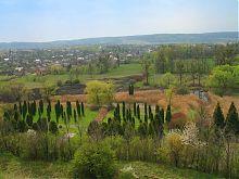 Олесский парк