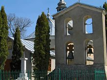 Перемышлянская церковь святого Николая