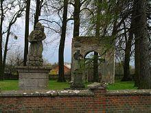 Старий цвинтар біляп ідгорецького костелу Воздвиження та святого Йосипа
