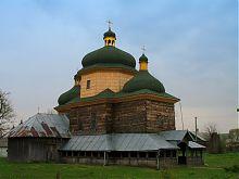 Сасівська Миколаївська церква