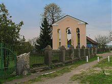 Дзвіниця церкви святого Миколая у Сасіві