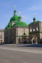 Тернопольская церковь Рождества Христового