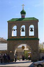 Колокольня Рождественской церкви Тернополя