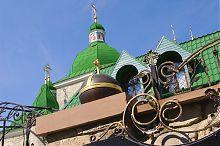 Купола тернопольской церкви Рождества Христового