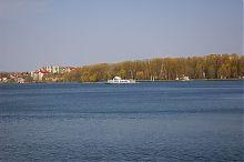 Восточный берег пруда в Тернополе