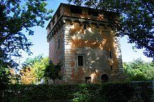 Водонапорная башня дворца княгини Щербатовой в Немирове