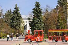 Тернопольский сквер им. А.С. Пушкина