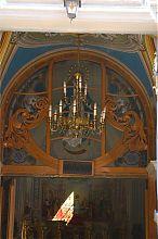Внутренний интерьер тернопольского доминиканского костела