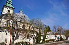 Базилика собора Непорочного Зачатия в Тернополе