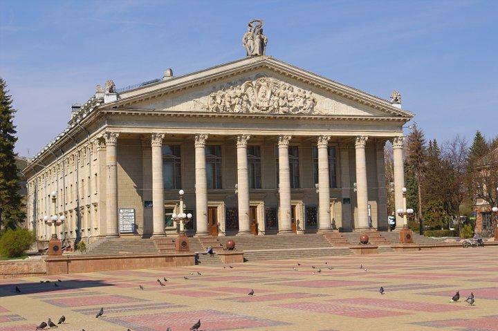 Театр шевченко