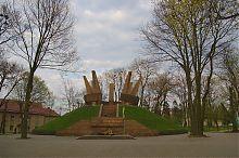 Курган Слави Старого парку Тернополя