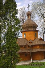 Тернопільська церква Зарваницької Божої Матері