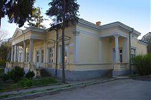 Колишня тернопільська вілла Олександра Грабовського