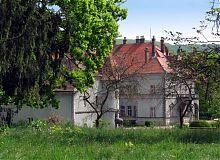 Южный фасад дворца Шенборнов в Чинадиево